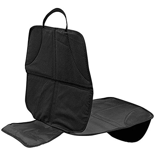 17x14 Bundle Pack Car Seat protector /& Car Seat Back Cover With 2 pack Car Window Shade for Side and Rear Blocks UV Rays