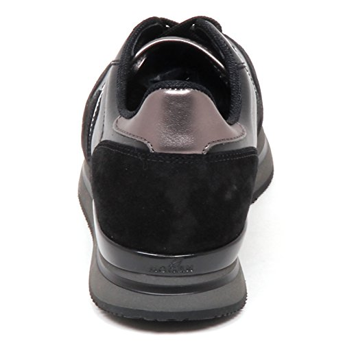 Woman Shoe Nero Sneaker H222 E0222 Hogan Donna Piombo Nero a7x0Sq
