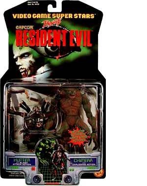 (Resident Evil Hunter w/ Chimera)