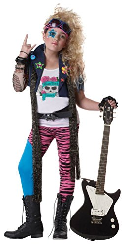 POPLi (Glam Rocker Child Costumes)