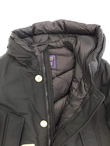 Black Inverno Arctic Giubbotto Woolrich Bambino Wkcps1987 nYxFtF