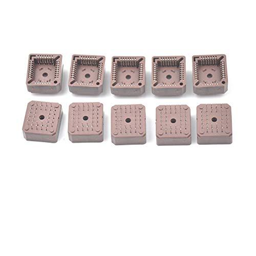 - 10pcs/lot PLCC32 32 Pin 32Pin DIP IC Socket Adapter PLCC Converter