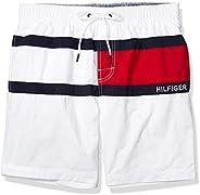 """Tommy Hilfiger Mens 7"""" Swim Trunks Swim T"""