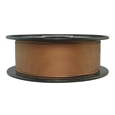 Yousu cobre libre de enredos de 1,75 mm PLA 3d filamento de ...