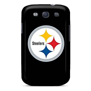 Fashion Tpu Cases For Galaxy S3- Pittsburgh Steelers 2 Defender Cases Covers