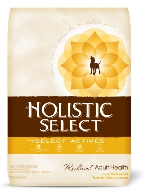 Dog Supplies Holistic Dog Duck/Oatmeal