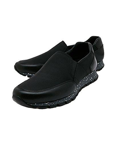 Polyamid Sneakers Schwarz MC on Slip Herren Prada 4D3049O3ZF0002 Sport Twqz87X