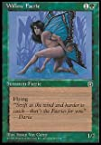 Magic the Gathering: Willow Faerie (2) - Homelands
