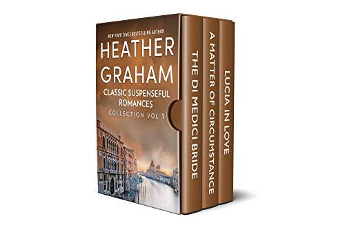 e5f8c4a02148 Heather Graham Classic Suspenseful Romances Collection Volume 1: An ...