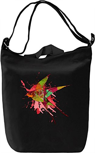 Free Martin Borsa Giornaliera Canvas Canvas Day Bag| 100% Premium Cotton Canvas| DTG Printing|