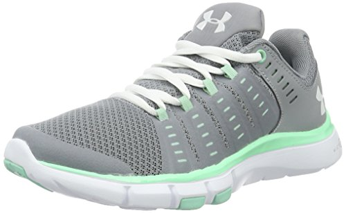 De G steel Fitness 2 Limitless Armour Training Chaussures Micro Under Gris Femme E0qBHwnRE