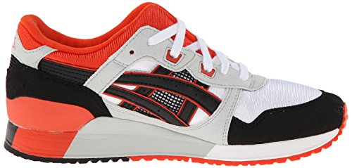 Asics Gel-Lyte III GS Synthétique Chaussure de Course White/Black