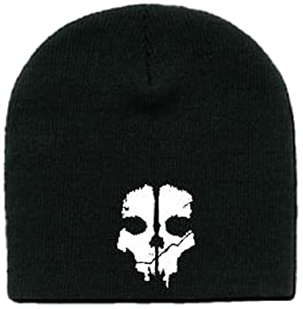 b8be010992e Call of Duty Ghosts Official Licensed Beanie Hat (Xbox 360)  Amazon.co.uk   PC   Video Games