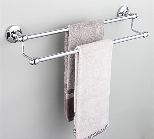 HOMEE Full Copper Towel Bar Bathroom Bathroom Hanging Rack by HOMEE