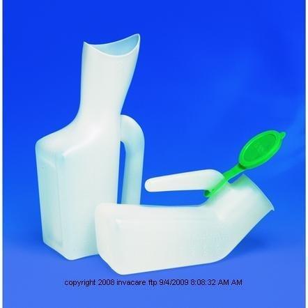 Plastic Urinal [URINAL PLSTC F RETAIL PK] (EA-1) by APEX/CAREX HEALTHCARE
