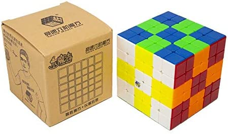 Cubelelo YuXin Little Magic 6x6 Stickerless 6x6x6 Speed Cube Puzzle