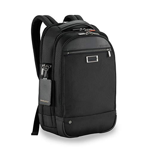 Briggs & Riley @ work – Medium Backpack, Black, Standard