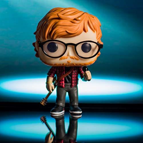 Funko POP! Rocks: Ed Sheeran,Multicolor