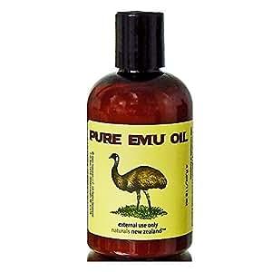 Emu Oil Pure Premium Golden Powerful Skin and Hair Moisturizer - 4 fl.oz.