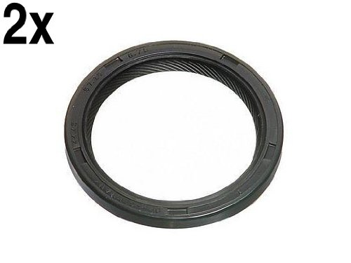 set 2 select 92-98 models Volvo ELRING Camshaft Seal Front