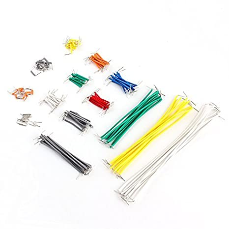 Neuftech® 140 pcs Breadboard jumper cable Wire Kit de alambre para Arduino: Amazon.es: Electrónica