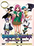 Rosario + Vampire DVD Season 1 + Season 2 (TV) : Complete Box Set English Dubbed
