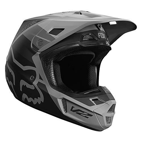 2019 Fox Racing V2 Murc Helmet-Black-M ()