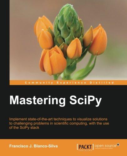 BOOK Mastering SciPy RAR