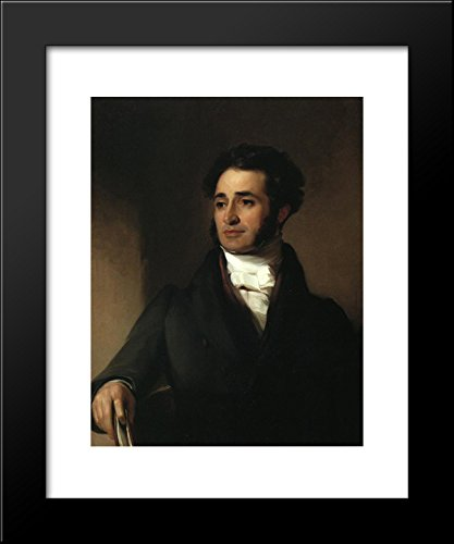 jared-sparks-20x24-framed-art-print-by-thomas-sully