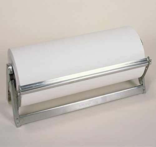 36'' Stainless Butcher Paper Dispenser by POS Paper
