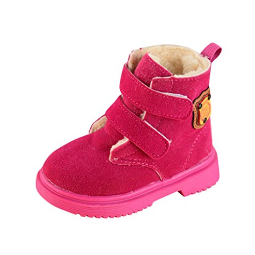 Röhre Der Mode Schneeschuhe Und TPulling Winter Plus Martin Kinder Rot Kaschmir Herbst Warm Stiefel In 1AwwxqzCv