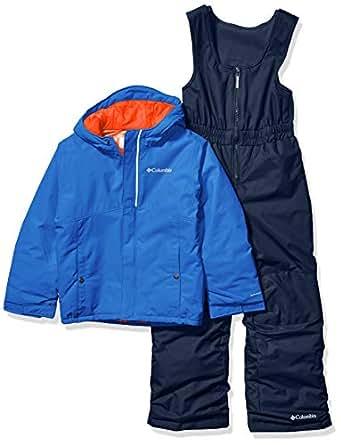 Columbia Unisex-Child BugaTM Set Snowsuit - Blue - 2T