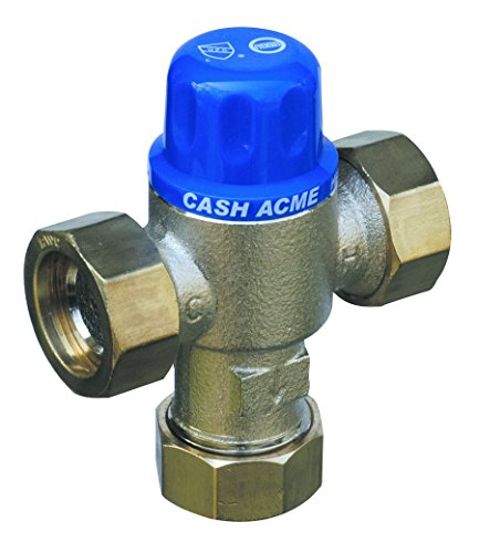 Cash Acme 24510 HG110-D 1/2-Inch Threaded FNPT Connections and Integral Checks by Cash Acme