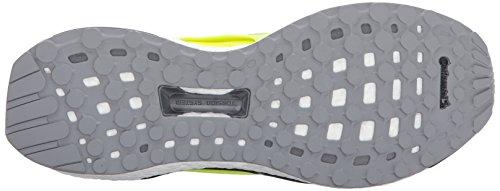adidas Performance Herren Energy Boost m Laufschuh Solar Gelb / Schwarz / Grau Vier