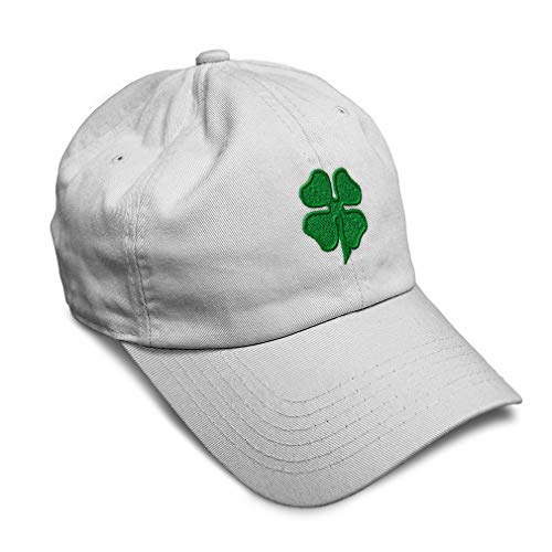 Baseball Cap Four Leaf Shamrock