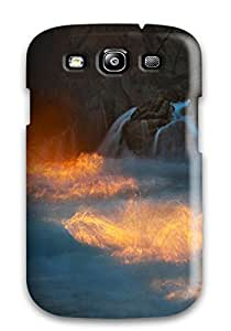 Kara Zahradnik's Shop Hot Durable Case For The Galaxy S3- Eco-friendly Retail Packaging(ocean Earth)