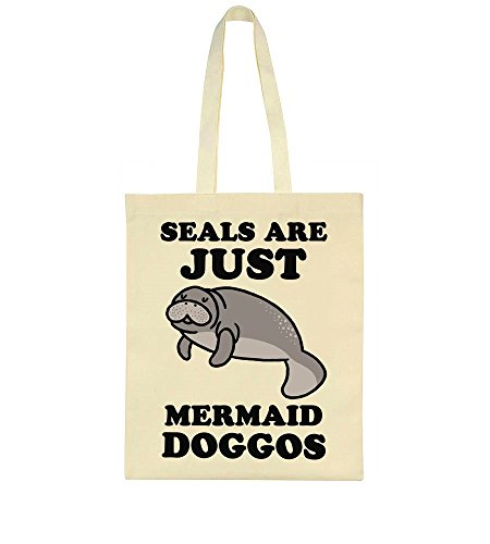 Just Bag Seals Mermaid Doggos Are Tote Idcommerce 6xSCwqEn