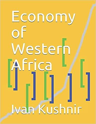 Economy of Western Africa