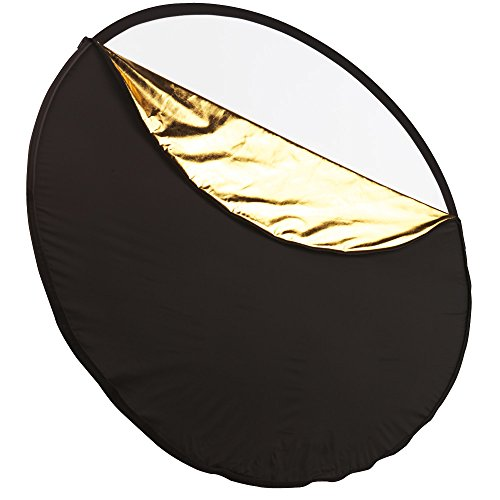 Westcott 301 Photo Basics 40-Inch 5-in-1 Reflector (Flexfill Collapsible Reflector)