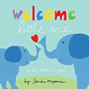 Welcome Little One by Sandra Magsamen (2015-12-26)