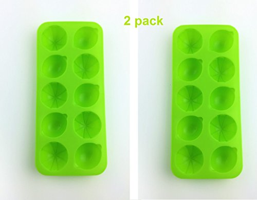 lemon ice cube tray - 5