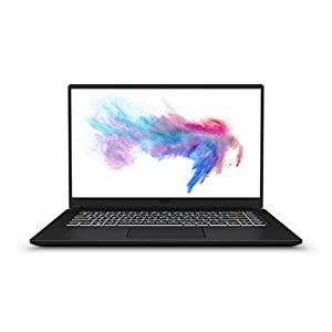 "MSI Modern 15 Intel Core i5 10th Gen 15.6"" FHD Laptop (8GB/512GB NVMe SSD/Windows 10 Home/Black/1.6Kg) A10M-296IN - - Laptops4Review"
