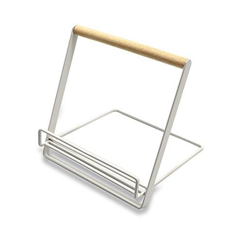 Inkec Adjustable Cookbook Holder/Kitchen Recipe Display Stand/Adjustable Tablet  Holder Stand/Reading