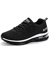 Mens Lightweight Air Cushion Running Shoes Fashion Walking Shoes Athletic Tennis Sport Sneakers for Womens