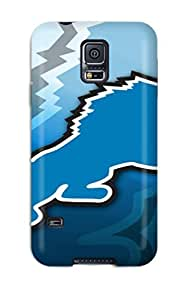 New Style 4229366K516333539 detroit lions NFL Sports & Colleges newest Samsung Galaxy S5 cases
