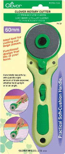 60mm Rotary Cutter- 1 pcs sku# 643845MA by Clover