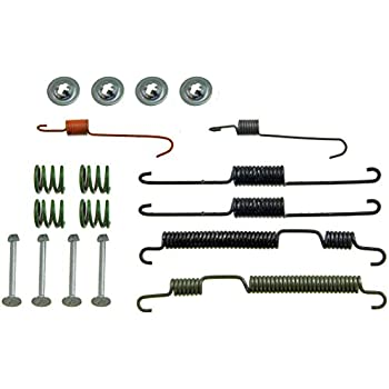 Drum Brake Hardware Kit-First Stop Rear Dorman HW17234