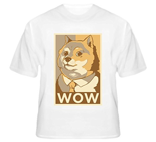 Doge Hope Poster Wow Much Funny Very Stylish Such T Shirt