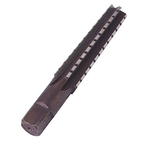 (MT3 Taper Straight Shank Finishing Reamer 148 x 16 x 20mm,High Speed Steel)
