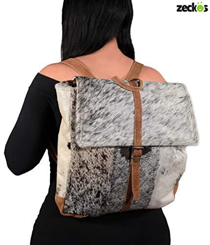 Hair-On Backpack